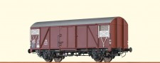 Brawa 48819 DB gedeckter Güterwagen 2-achs Ep.3