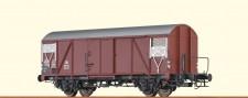 Brawa 48820 DB gedeckter Güterwagen 2-achs Ep.3