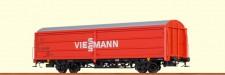 Brawa 48962 DBAG Schiebewandwagen 2-achs Ep.5