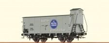 Brawa 49032 DRG gedeckter Güterwagen 2-achs Ep.2