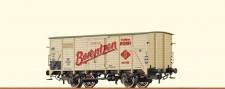 Brawa 49045 DB gedeckter Güterwagen 2-achs Ep.3