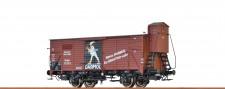 Brawa 49049 DRG Darmol Güterwagen G10 Ep.2