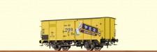 Brawa 49057 ÖBB gedeckter Güterwagen 2-achs Ep.3