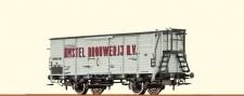 Brawa 49062 NS gedeckter Güterwagen 2-achs Ep.3