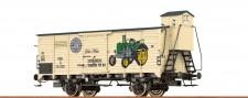 Brawa 49073 ÖBB Steyr gedeckter Güterwagen Ep.3