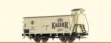 Brawa 49084 ÖBB Kaiser gedeckter Güterwagen  Ep.3