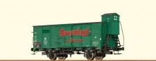Brawa 49091 DB gedeckter Güterwagen 2-achs Ep.3