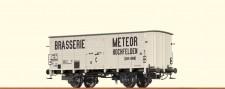 Brawa 49701 SNCF Meteor gedeckter Güterwagen Ep.3