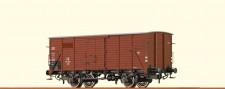 Brawa 49713 DB gedeckter Güterwagen 2-achs Ep.3