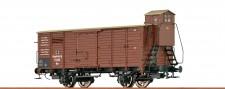 Brawa 49723 KPEV Gedeckter Güterwagen Ep.1