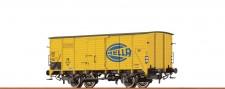 Brawa 49756 DB Hella gedeckter Güterwagen Ep.3