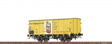 Brawa 49763 DB Erdal Glänzer ged. Güterwagen Ep.3