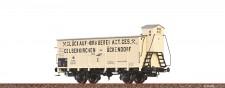 Brawa 49799 KPEV Glückauf gedeck. Güterwagen Ep.1