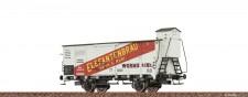 Brawa 49811 DRG Elefantenbräu ged. Güterwagen Ep.2