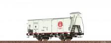 Brawa 49816 DR VEB Schlachtwagen ged. Güterwg. Ep.3