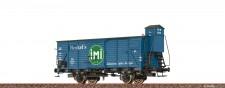 Brawa 49827 DB IMI gedeckter Güterwagen Ep.3