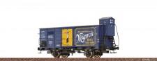 Brawa 49828 DRG Mignon gedeckter Güterwagen Ep.2