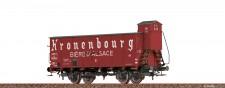 Brawa 49847 SNCF Kronenbourg ged. Güterwagen Ep.3