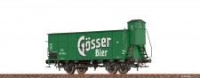 Brawa 49849 ÖBB Gösser gedeckter Güterwagen Ep.3