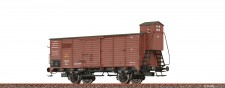 Brawa 49852 BadSt gedeckter Güterwagen Ep.1