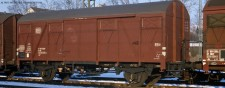 Brawa 50104 DB gedeckter Güterwagen Ep.4