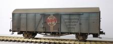 Brawa 50468 DB Eicher gedeckter Güterwagen Ep.3