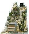 Brawa 6251 Untergestell Bergstation & Talstation
