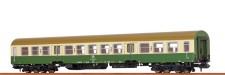 Brawa 65105 DR Personenwagen 2.Kl. Ep.4