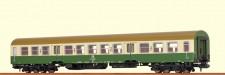 Brawa 65128 DR Personenwagen 2.Kl. Ep.4