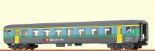 Brawa 65215 SBB Personenwagen 1.Kl. Ep.4