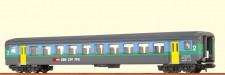Brawa 65217 SBB Personenwagen 2.Kl. Ep.4