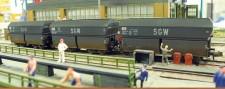 Brawa 67035 SNCF Selbstentladewagen-Set 3-tlg Ep.3