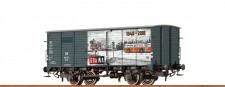 Brawa 67484 DB gedeckter Güterwagen 2- achs Ep.3