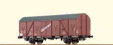 Brawa 67800 DB gedeckter Güterwagen Ep.4
