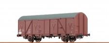 Brawa 67813 DR gedeckter Güterwagen Ep.4