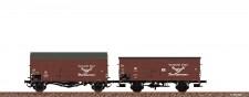 """Brawa B2001 Güterwagen Set DB III """"Max Neumann"""""""