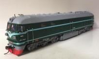 Bachmann China CD00203 Chinesische Diesellok DF4B #7247