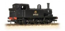 Bachmann Branchline 31-061 BR Dampflok Class J72 Ep.3