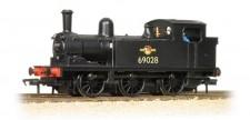 Bachmann Branchline 31-062 BR Dampflok Class J72 Ep.3