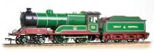 Bachmann Branchline 31-147 GCR Dampflok Class D11/1 Ep.2