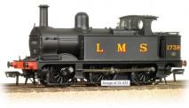 Bachmann Branchline 31-433 LMS Dampflok Class 1F Ep.2