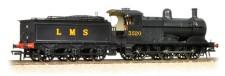 Bachmann Branchline 31-627B LMS Dampflok Class 3F Ep.2