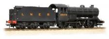 Bachmann Branchline 31-866 LNER Dampflok Class J39 Ep.2