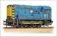 Bachmann Branchline 32-115B BR Diesellok Class 08 Ep.4