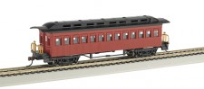 Bachmann USA 13402 Unlettered Personenwagen Ep.1
