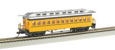Bachmann USA 13403 Unlettered Personenwagen Ep.1/2