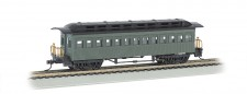 Bachmann USA 13405 Unlettered Personenwagen Ep.1