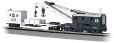 Bachmann USA 16102 ATSF 250 Tonnen Dampfkran