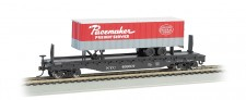 Bachmann USA 16708 NYC Flachwagen 52ft