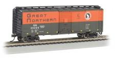 Bachmann USA 17059 GN gedeckter Güterwagen 4-achs Ep.3/4